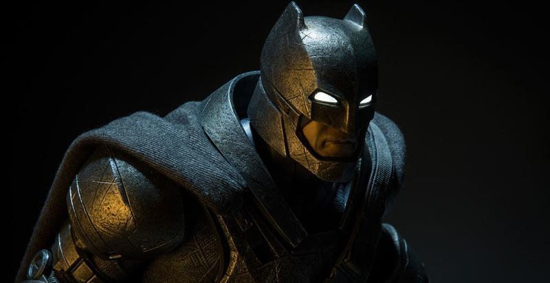 Batman Statuen