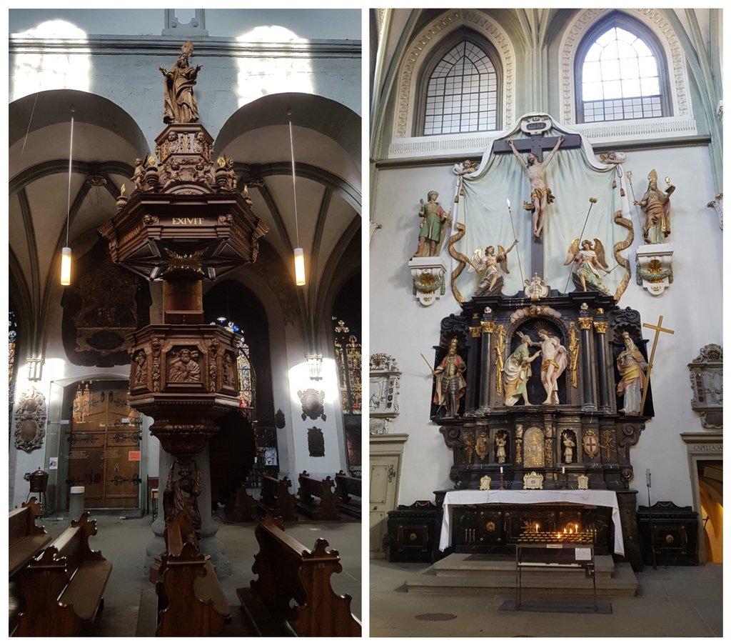 Unterschied Zwischen Dom Und Kirche