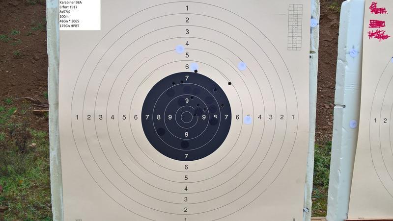 Vos C50 à 100 mètres en VISEE METALLIQUE 30726008wq