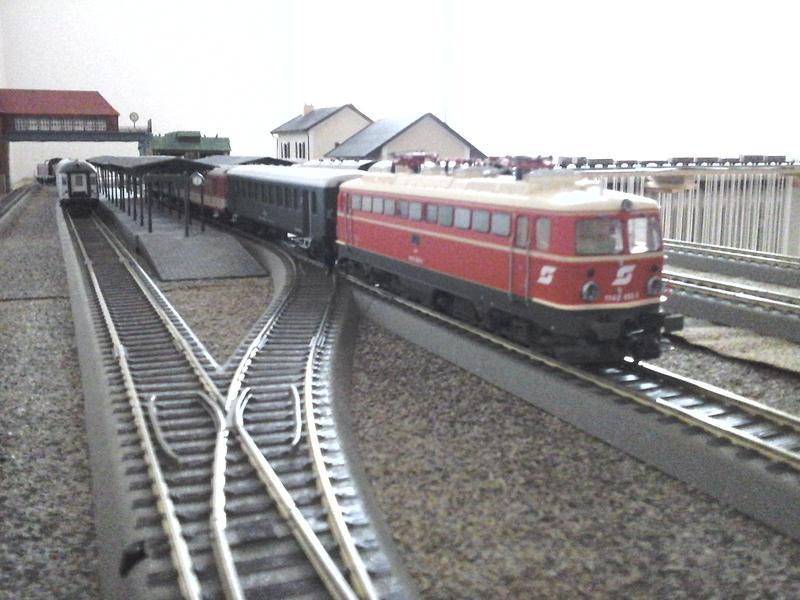 Züge der ÖBB so zwischen etwa 1970 und 1980 30853679ej