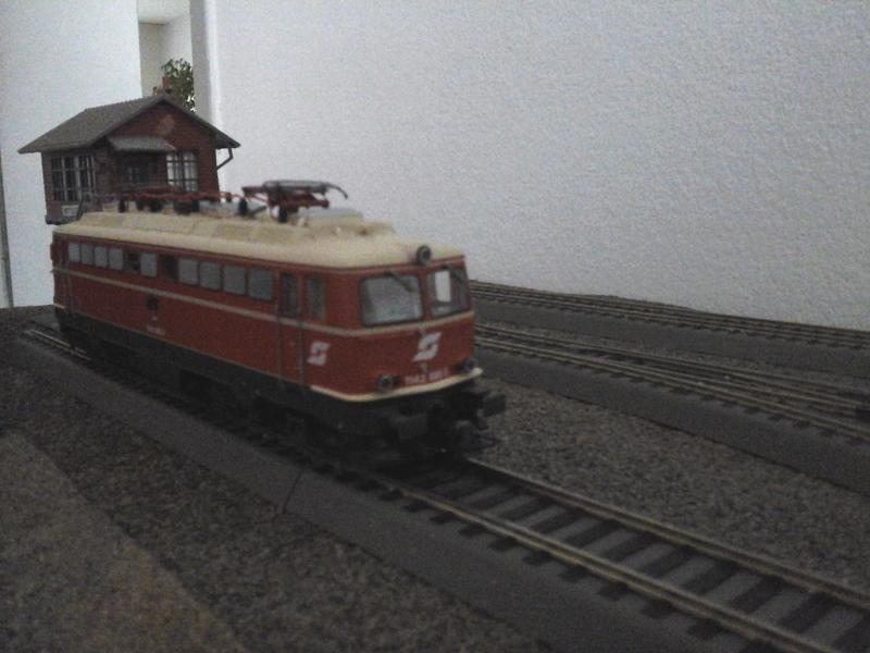 Züge der ÖBB so zwischen etwa 1970 und 1980 30853682zv