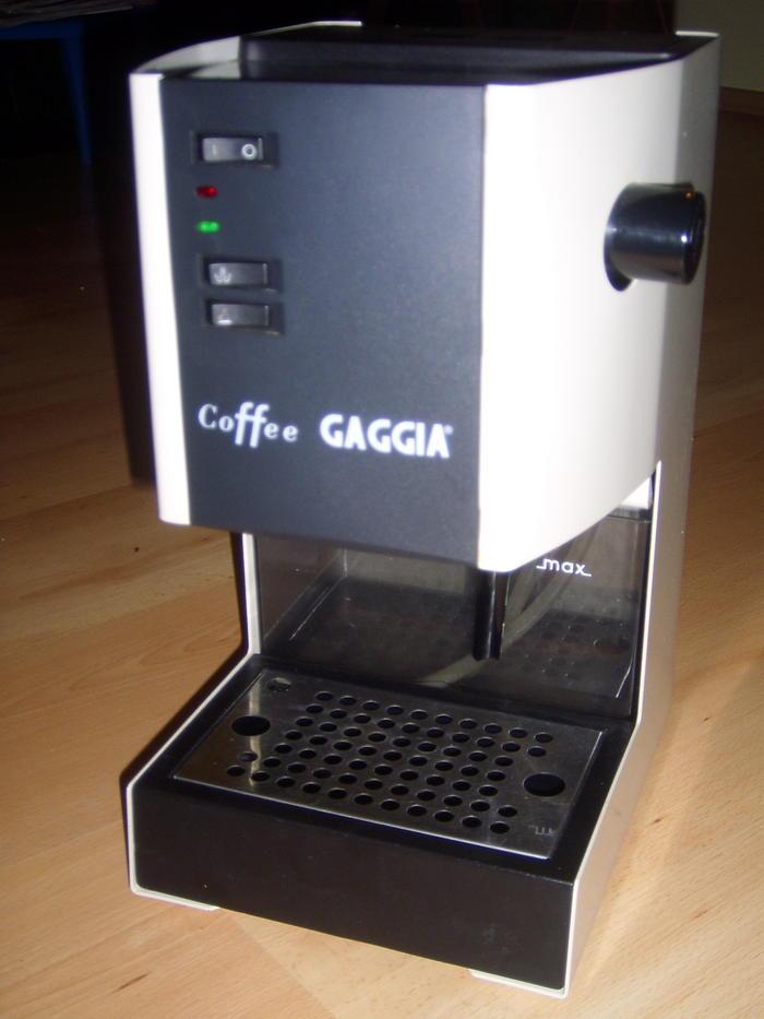 Gaggia 74841 Espresso Coffee Maker Deep Red : Coffee Gaggia
