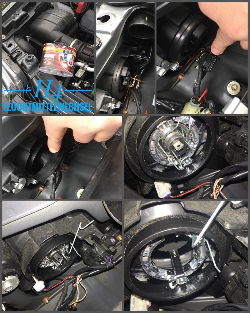 Mehr Licht [Archiv] - Suzuki Jimny Forum