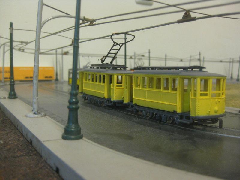 Rivarossi-H0-Straßenbahnanlage 30946512sy