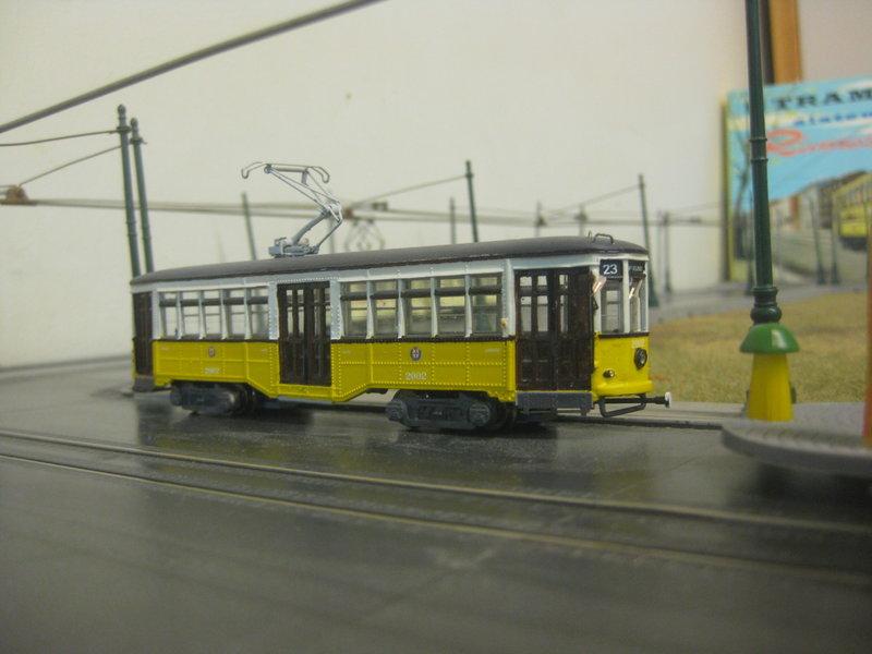Rivarossi-H0-Straßenbahnanlage 30946514jk