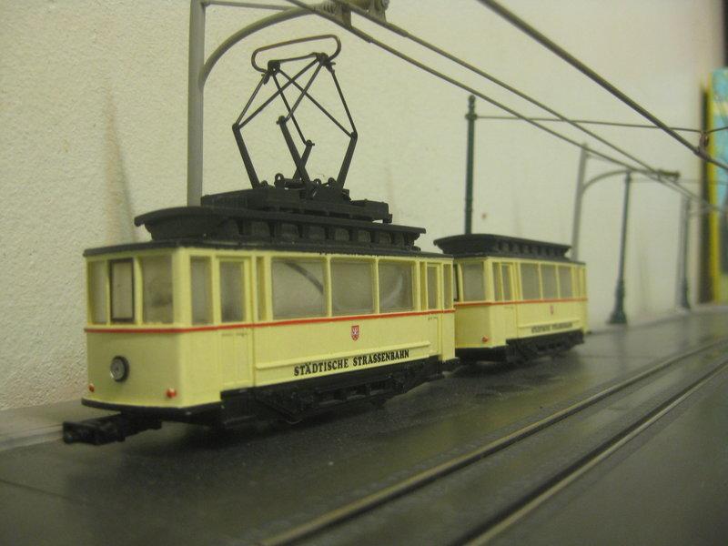 Rivarossi-H0-Straßenbahnanlage 30946515qs