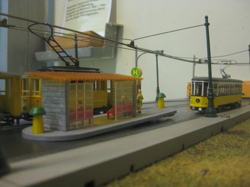 Rivarossi-H0-Straßenbahnanlage 30946516qh