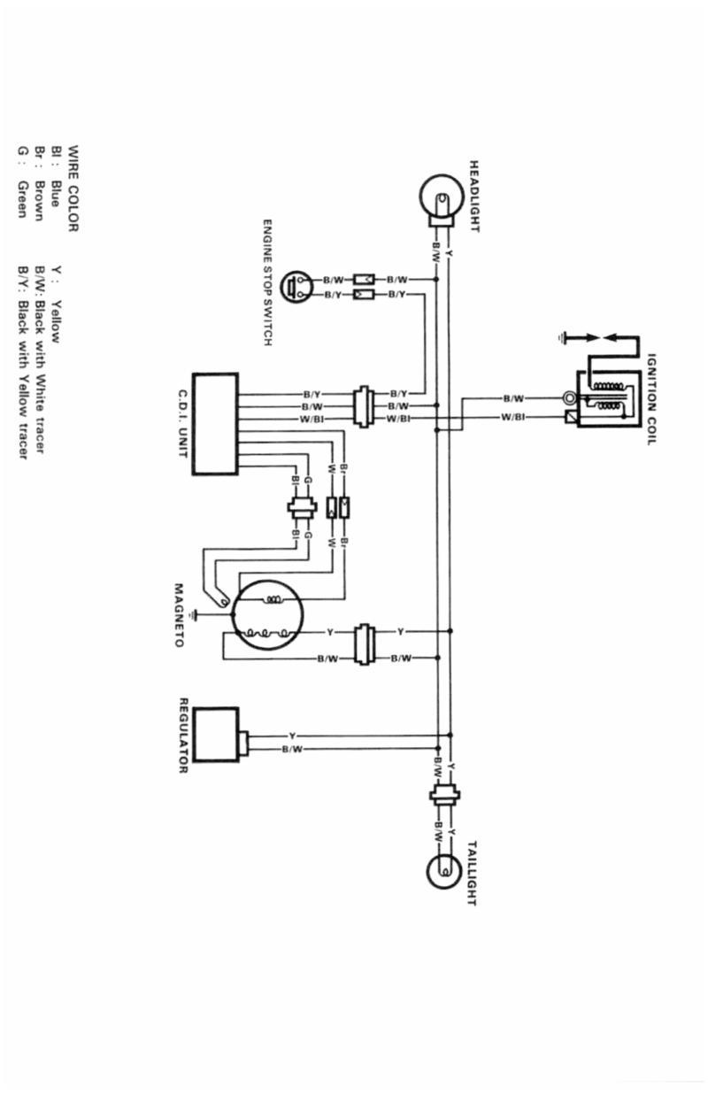 Schaltplan Dr350 N - DR350-Forum