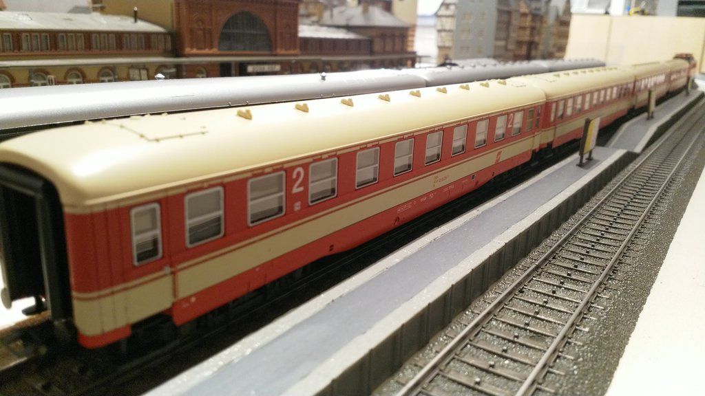 Internationale Schnellzüge in Heinhausen 31265250kt