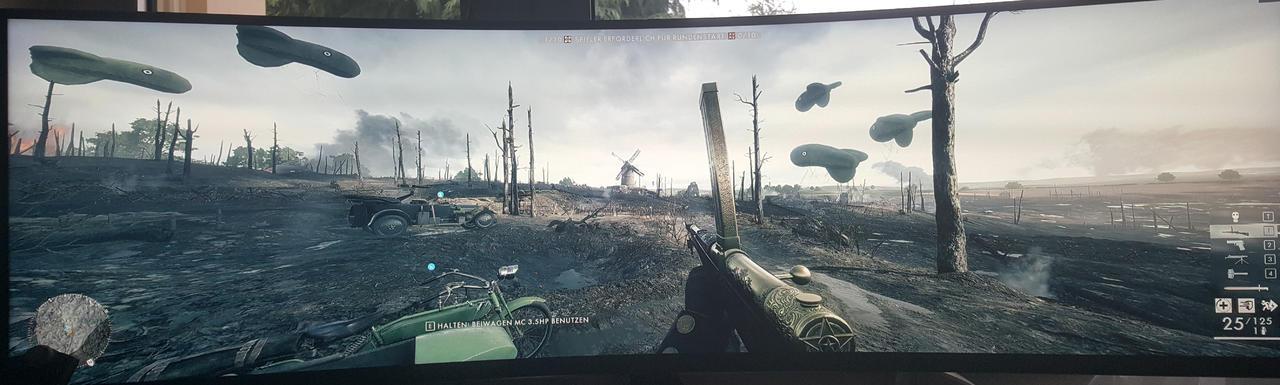 32:9 Wide setup — Battlefield Forums
