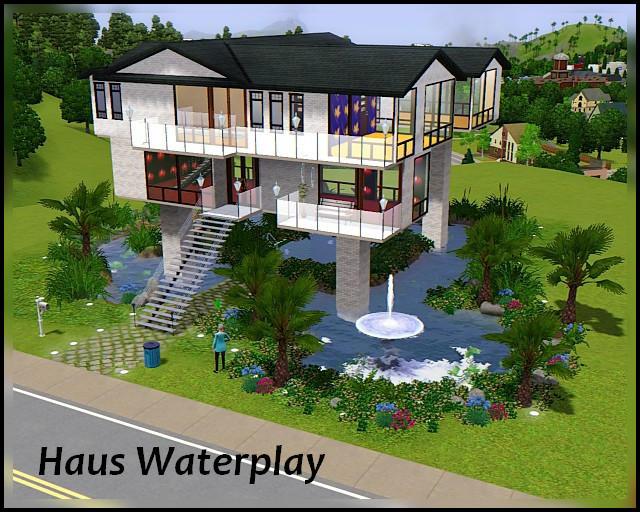 Kleines stelzenhaus tutorial sims forum - Sims 4 dach bauen ...