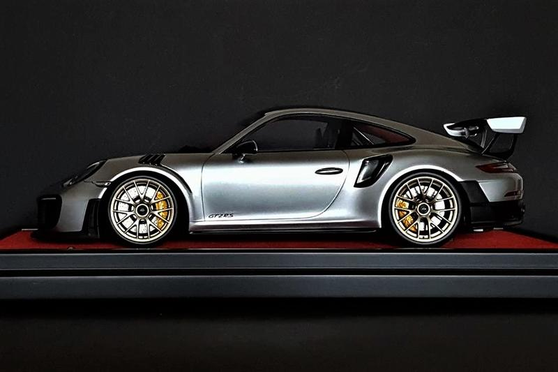 spark porsche 911 gt2 rs silber 1 12 modelcarforum. Black Bedroom Furniture Sets. Home Design Ideas