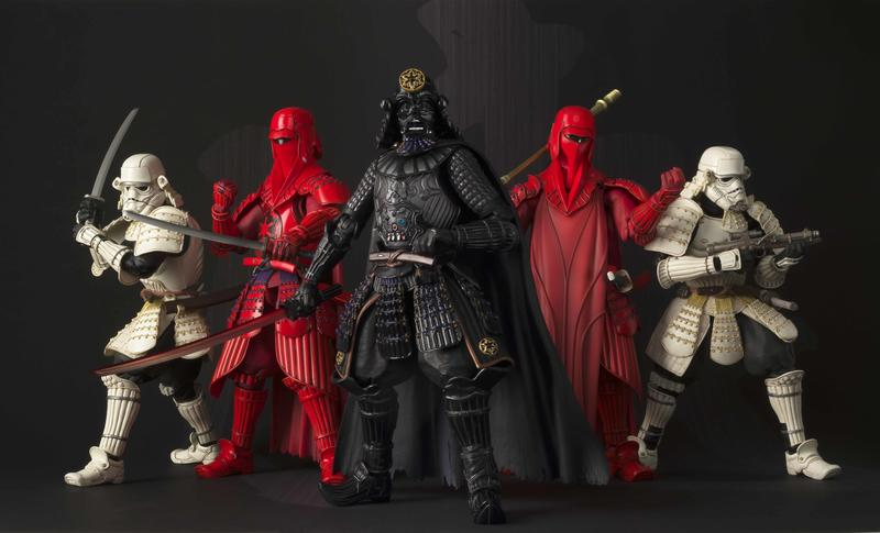 Meisho Manga Realization Actionfiguren