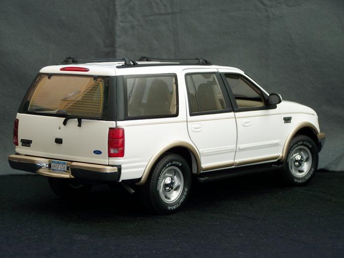 Ford Expedition Toy