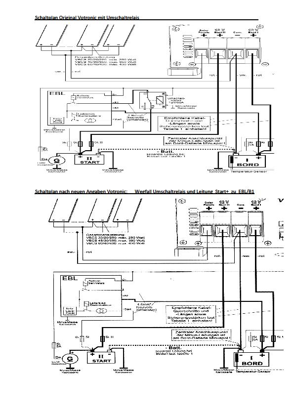 Anschluss Votronic-Kombi-Ladegerät an Schaudt EBL - Seite 2 - HME ...