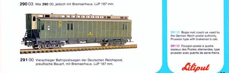 Allgemeine Frage zu verschiedenen Personen- und Schnellzugwagen 31658760uq