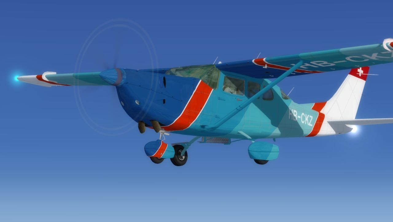 Cessna U206G Soloy Mark 1 V3 0 available