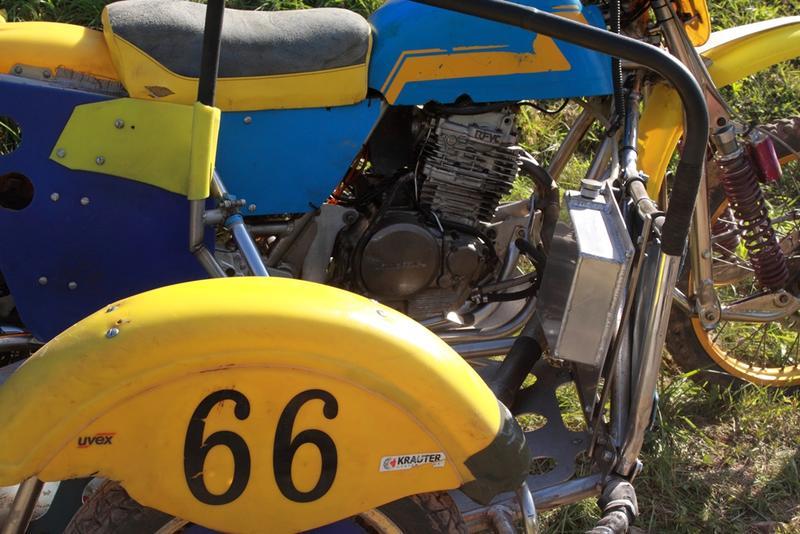 Die Blaue Wasp Yamaha Bj. 1981 31673276dx