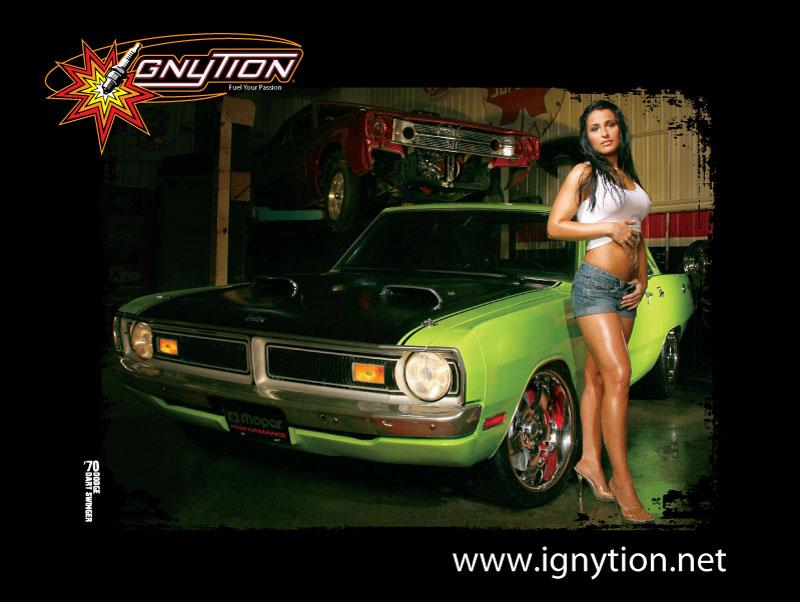 Oldtimer Amerika Muscle Car Motor Hemi US USA Auto V8 Pick Up
