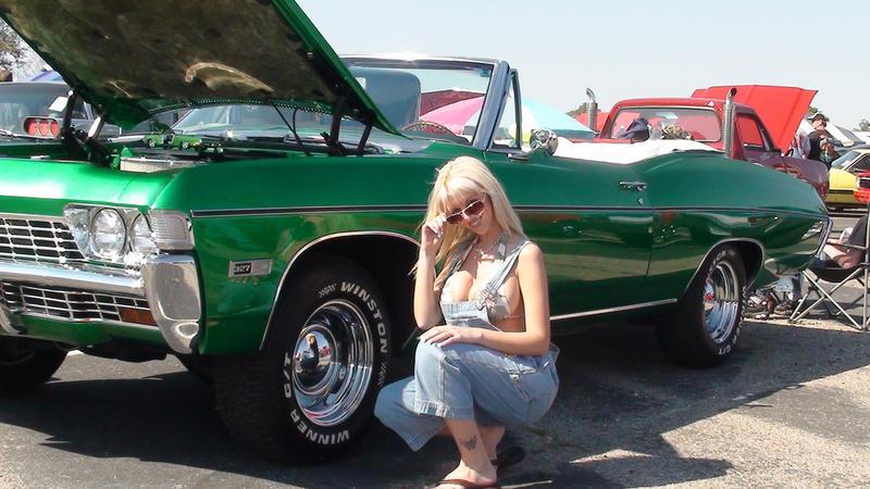 USA Motor Big Block V8 Pick Up Hemi Amerika Hot Rod Oldtimer Auto