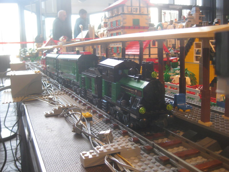 LEGO-Eisenbahn 31944407ku
