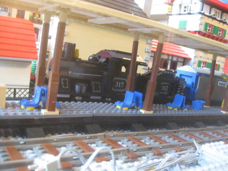 LEGO-Eisenbahn 31944409bs