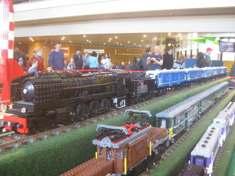 LEGO-Eisenbahn 31944411rc