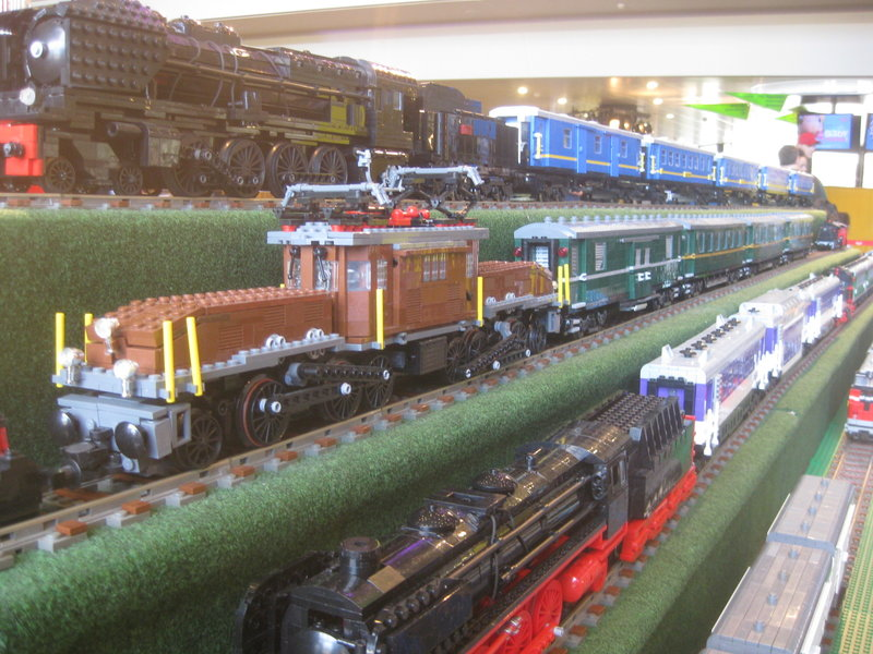 LEGO-Eisenbahn 31944412js