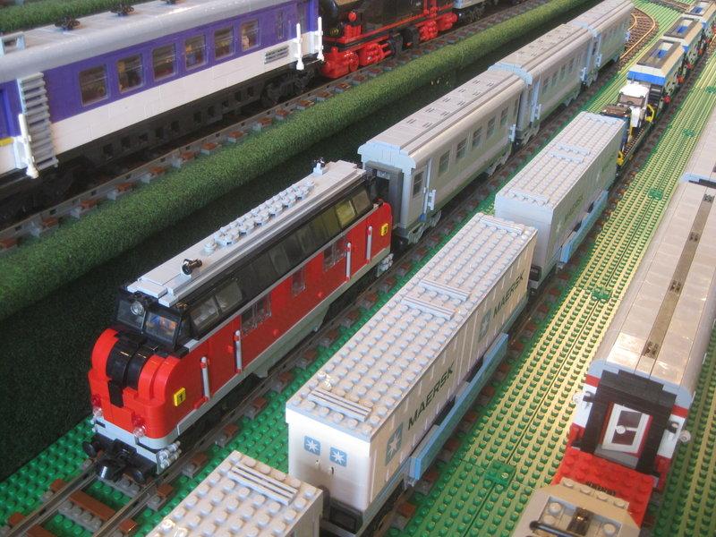LEGO-Eisenbahn 31944429af