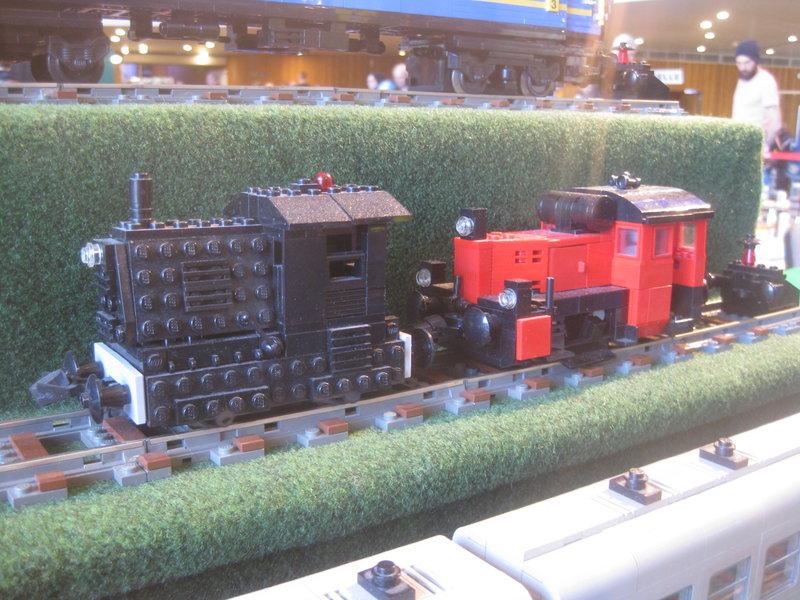 LEGO-Eisenbahn 31944432dn