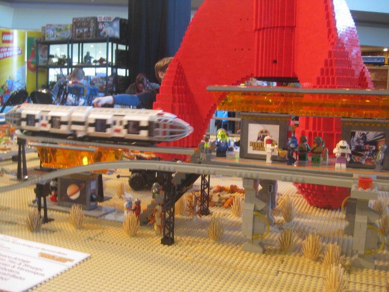 LEGO-Eisenbahn 31944444gb