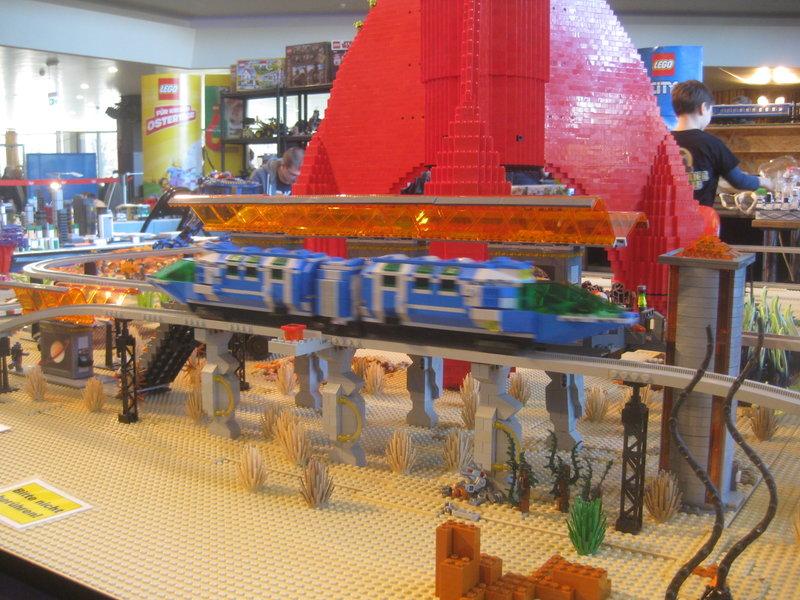 LEGO-Eisenbahn 31944445eo
