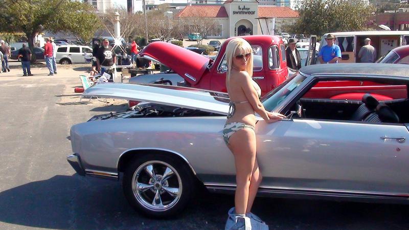 Motor Amerika Hemi Cars V8 Oldtimer Hot Rod Pick Up Muscle Car Big Block