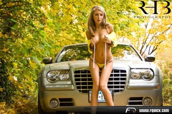 Amerika V8 Muscle Car Cars US Hemi Motor Big Block Auto USA