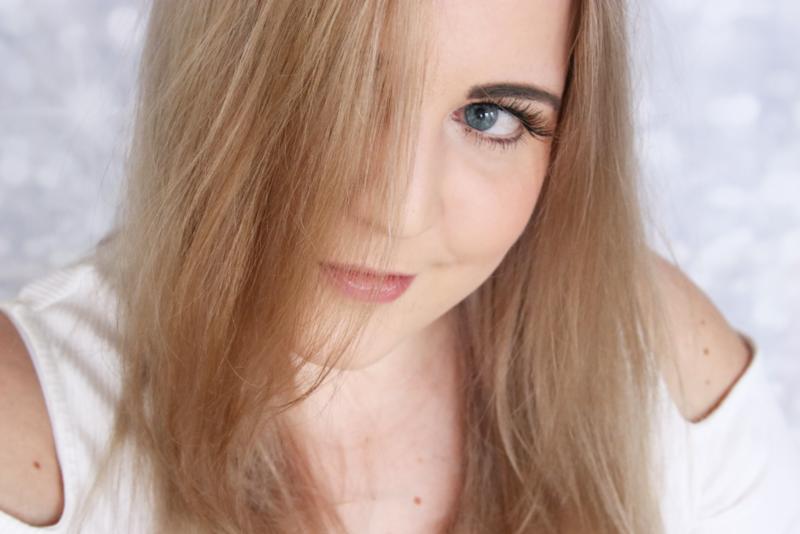 Radikal Veranderung Von Dunkelbraun Zu Blond Meine Neue