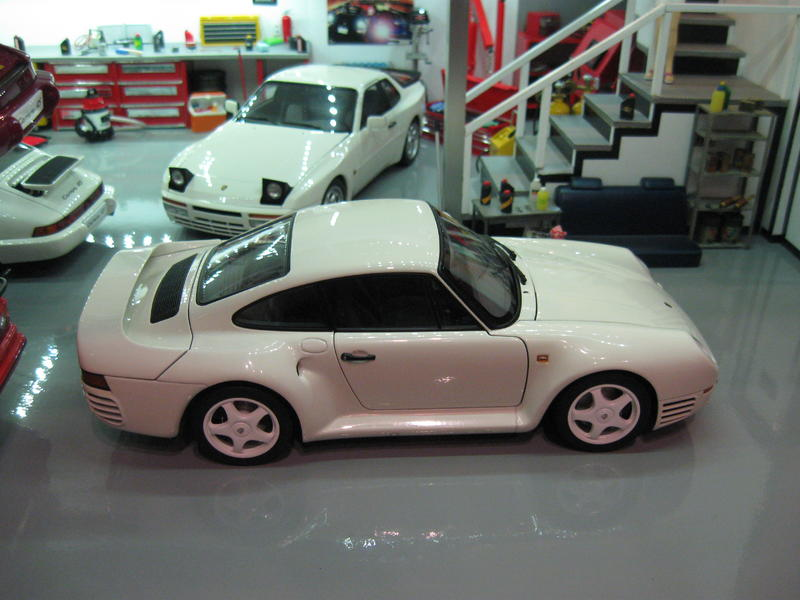 1 18 porsche 959 autoart modelcarforum. Black Bedroom Furniture Sets. Home Design Ideas