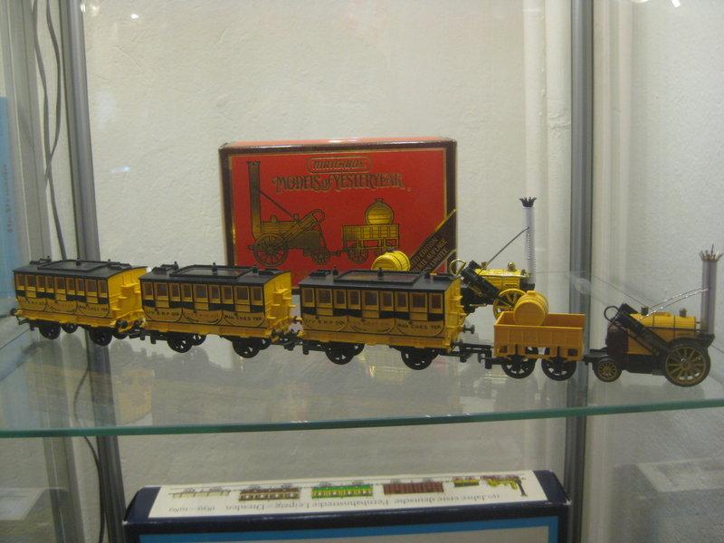 Frühe Eisenbahnen, Modelle Epoche I 32006253ti