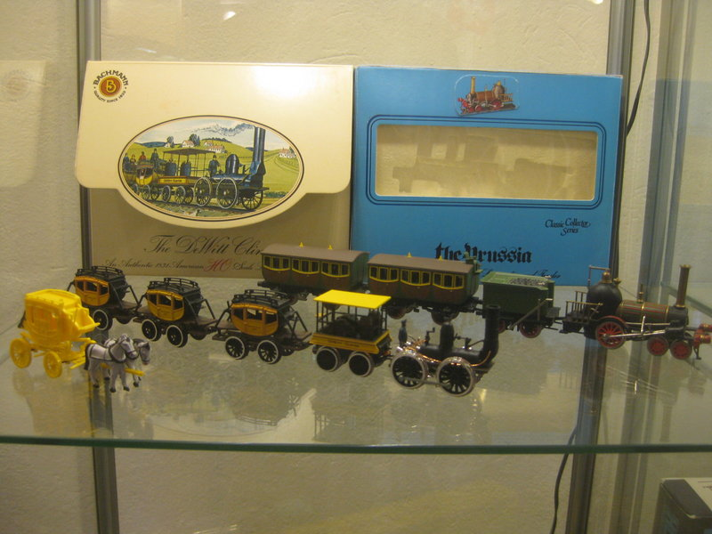 Frühe Eisenbahnen, Modelle Epoche I 32006310nr