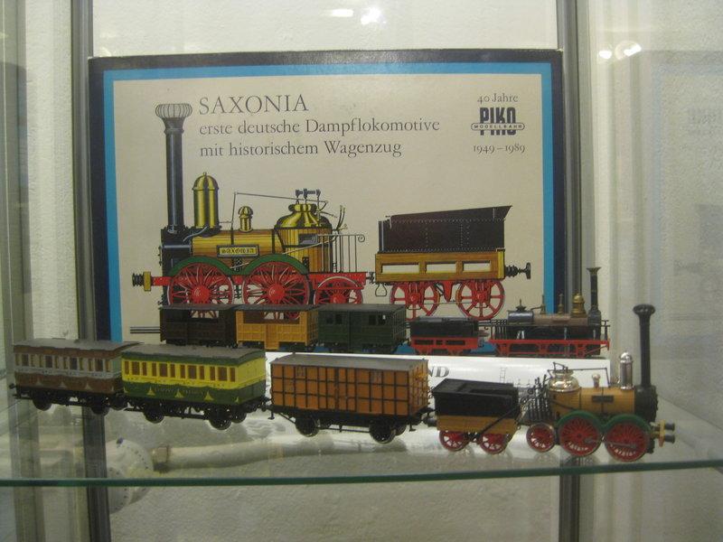 Frühe Eisenbahnen, Modelle Epoche I 32006364wn