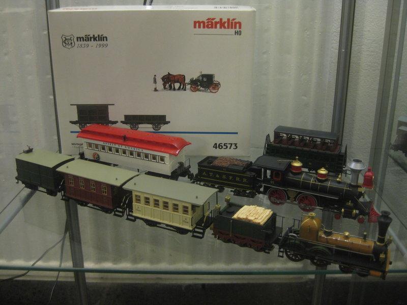 Frühe Eisenbahnen, Modelle Epoche I 32006498tc