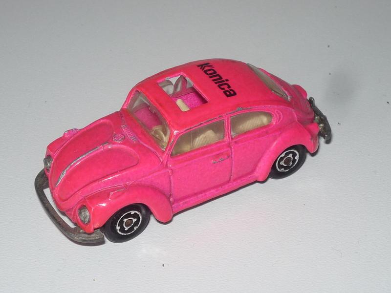"""N° 203 VW Käfer (Beetle)  """"KONICA"""" 32043233gf"""