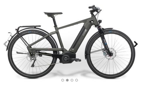 kinder fahrrad an normales rad hängen