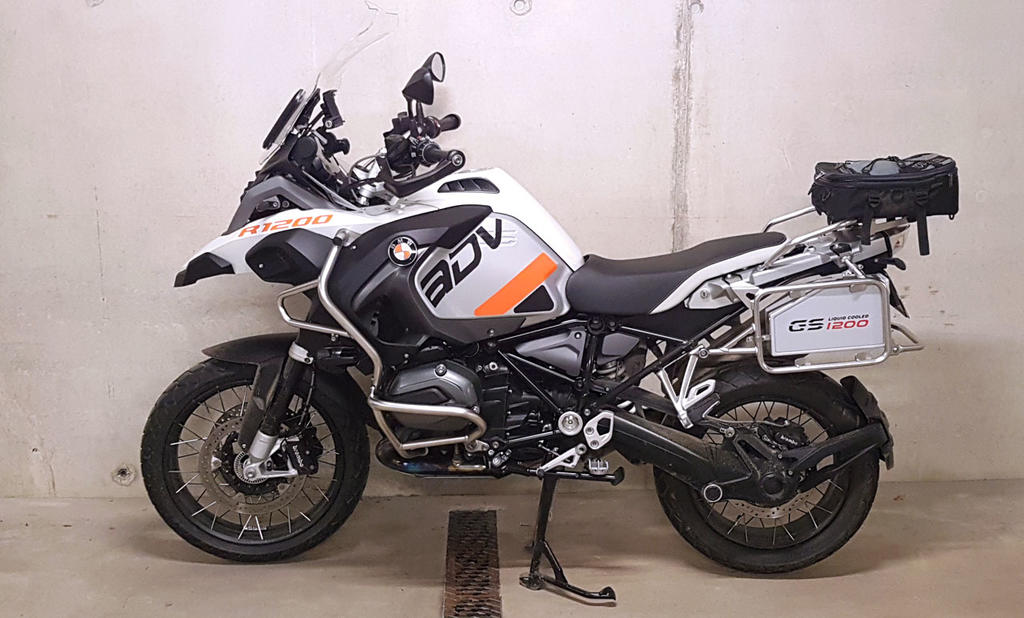 [Vends] BMW R1200 GS Adventure LC 32269885na