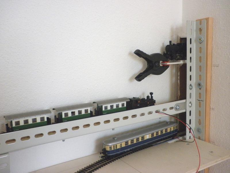 Kleinbahnanlage im Aufbau - Just for Fun 32338787bv
