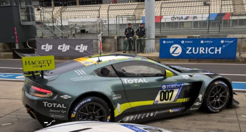 Aston Martin Beim 24h Rennen Nürburgring Aston Martin Forum