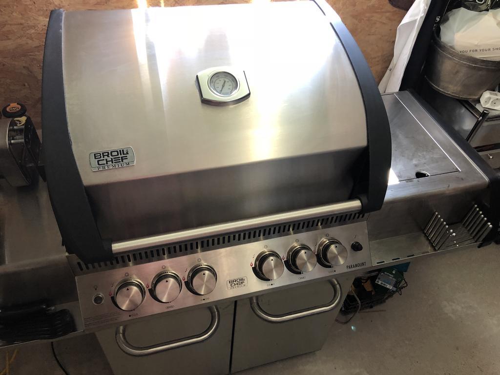 Outdoor Küche Mit Gasgrill Und 4 Brenner Utah : Outdoor küche mit gasgrill und brenner utah hagebaumarkt