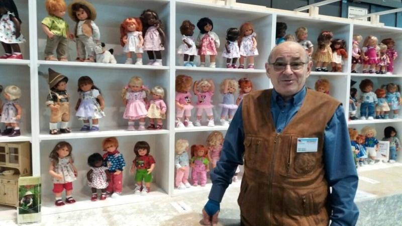 Photos de Wichtel de l'exposition Puppen à Münster / Allemagne 32598883hd