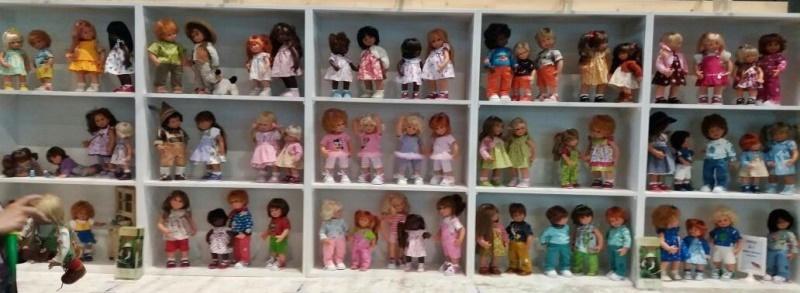 Photos de Wichtel de l'exposition Puppen à Münster / Allemagne 32598884jd