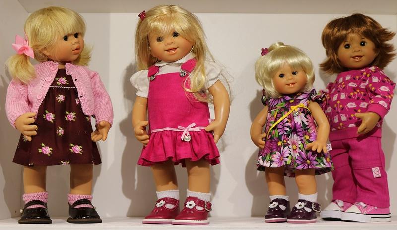 Photos de Wichtel de l'exposition Puppen à Münster / Allemagne 32598885jg