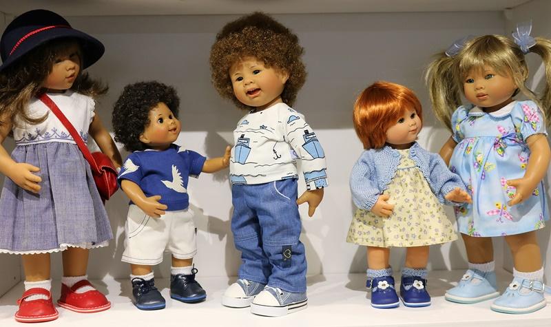 Photos de Wichtel de l'exposition Puppen à Münster / Allemagne 32598886lp